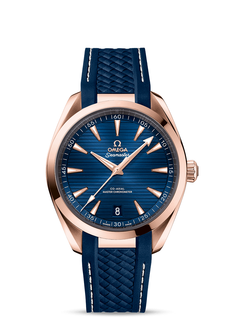 Seamaster Aqua Terra 150M Omega Co‑Axial Master Chronometer 41 Mm